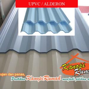 Atap Alderon UPVC
