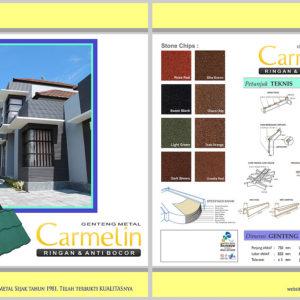 Genteng Metal Carmelin Roof