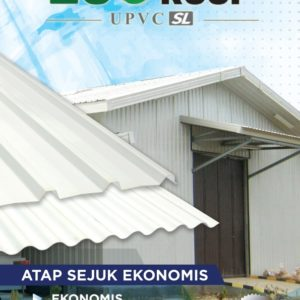 Atap Eco Roof UPVC