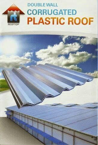 harga atap supreme upvc (2) | ASIA Toko Besi