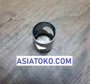 BRACKET PIN TIANG PIPA STAINLESS