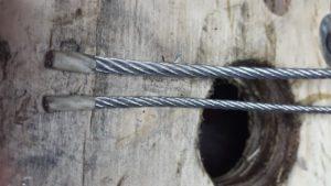 Jual seling galvanis ukuran 8mm 10mm